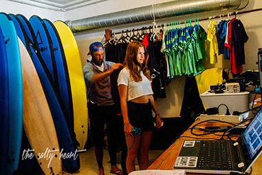 surfshop famara