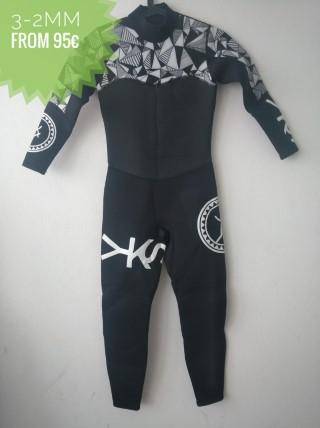 Wetsuit surf yokomosurf